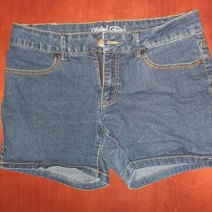 NWOT Faded Glory women's Jean shorts